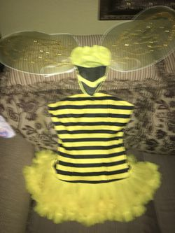 Bumble bee costum Thumbnail
