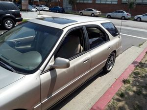 94 Honda Accord Station Wagon. Very stylish car. Rides solid. Automatic transmission for Sale in Los Angeles, CA