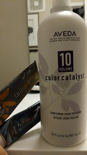 Aveda hair dye color catalyst and full spectrum for Sale in Tysons, VA