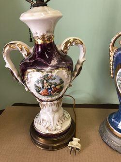Vintage British Lamps Thumbnail