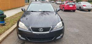 2008 Lexus IS 250 clean & runs great for Sale in Washington, DC