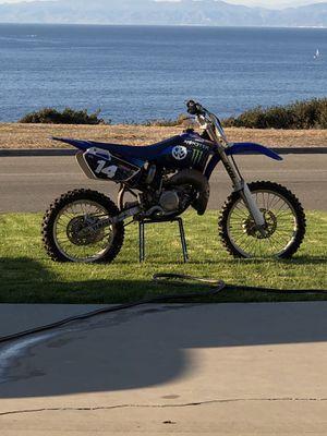 Photo Dirt bike Yamaha yz 85 big wheel