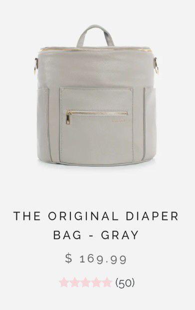 Fawn Diaper Bag