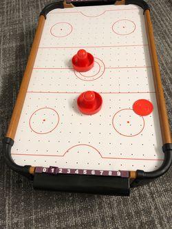 Kids Adults Table Air Hockey Game Thumbnail