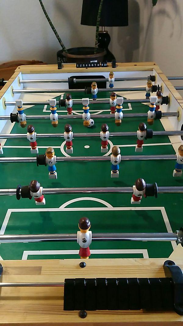 Imperial Brand Premier Soccer Foosball Table For Sale In Midland - Premier soccer foosball table