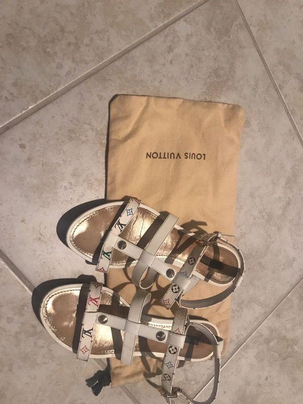 5ef2343ecc18 Authentic Louis Vuitton Shoes for Sale in Danville
