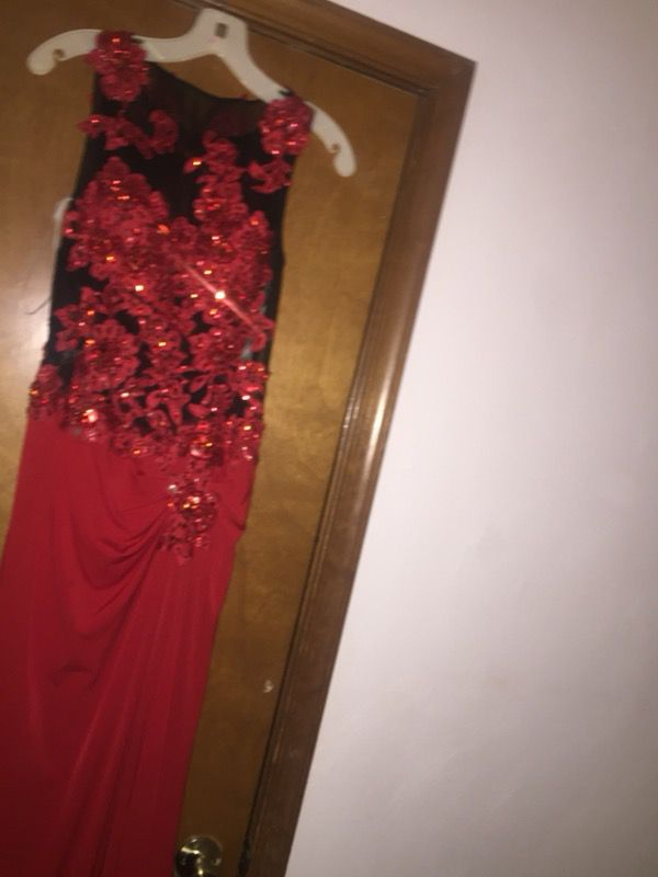 prom/ring dance dress size 4 (Jewelry & Accessories) in Chesapeake ...