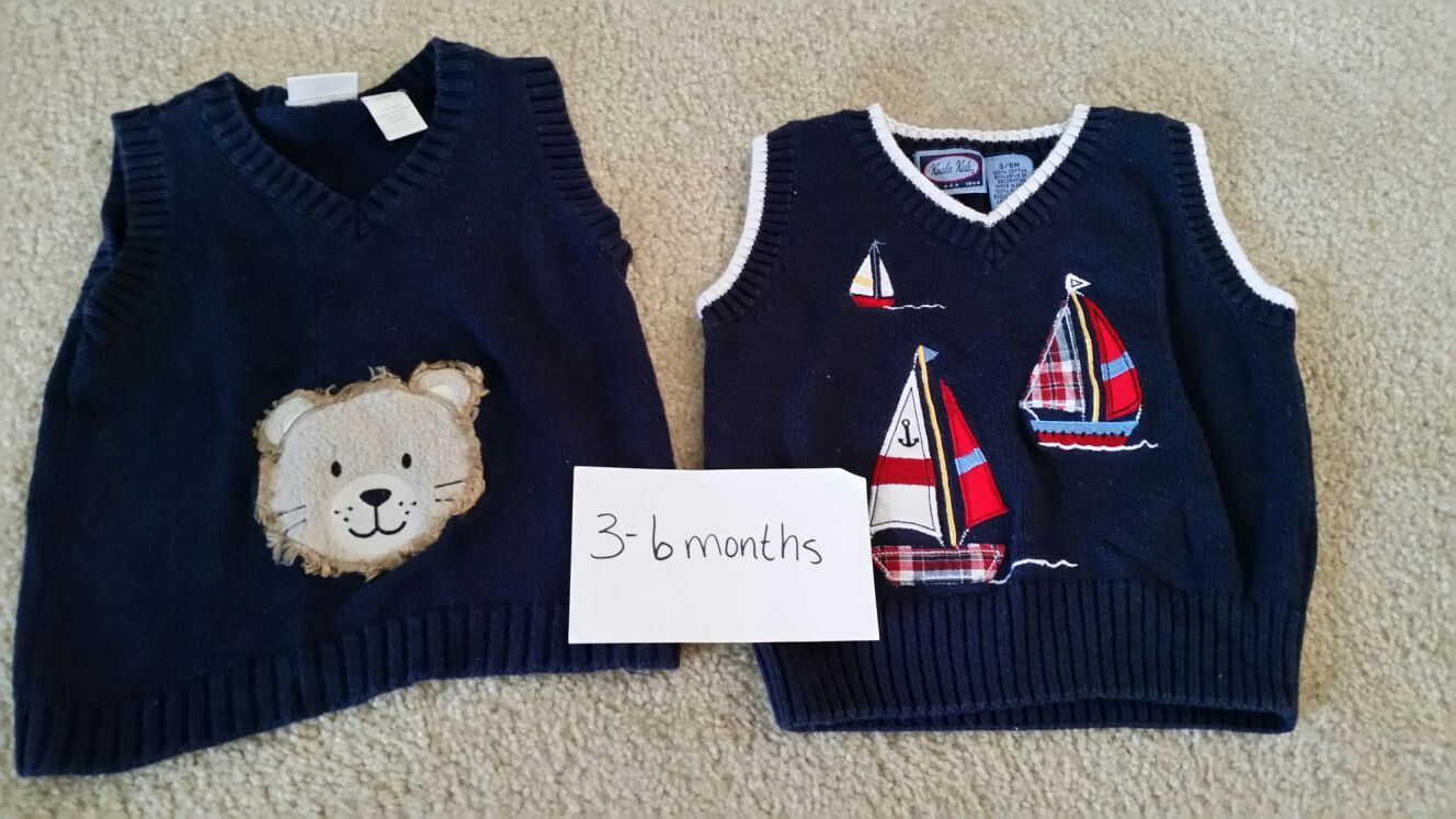 3 to 6 months vests