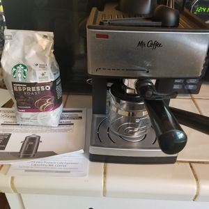 Mr Coffee Espresso maker for Sale in Florence, KY