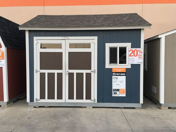 Make An Offer App >> Tuff Shed TR 800 10x12 Lot shed for sale Free delivery ...