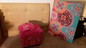 Girls bedroom decor for Sale in Gaithersburg, MD