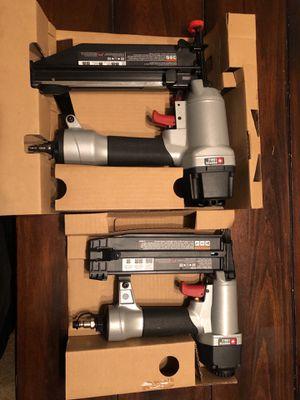 Porter Cable air nail gun for Sale in Avondale, AZ