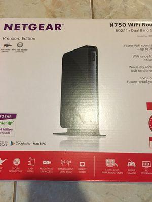 Netgear WiFi Router for sale  Bluejacket, OK