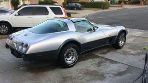 Photo 25th anniversary 1978 corvette new interior& exterior..new rims & weels low original miles clean title.