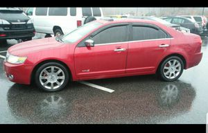 2007 Lincoln MKZ for Sale in Baltimore, MD