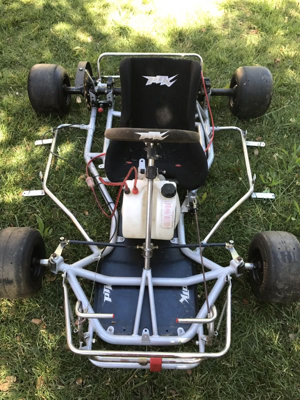PTK racing go kart chassis for Sale in Orangevale, CA - OfferUp