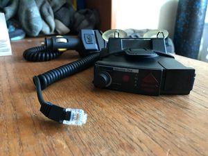 Photo Valentine one radar detector in
