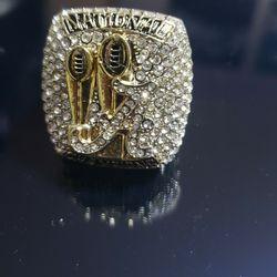 Nick Saban Ring Thumbnail