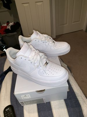 Air Force Ones Size 10.5 With Box for Sale in Alexandria, VA