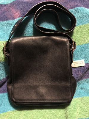 72ba3af8994b New and Used Leather messenger bag for Sale in El Monte, CA - OfferUp