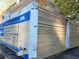 Tongue and groove plywood for Sale in Dupo, IL