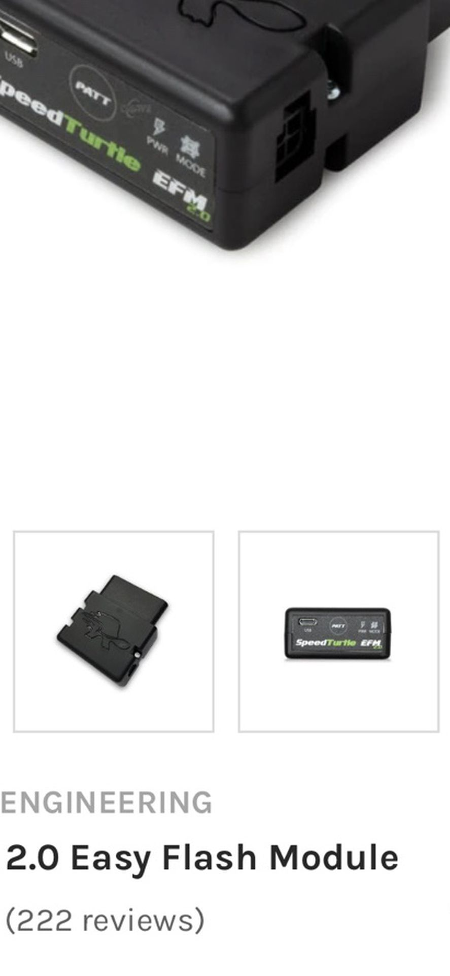 Selling Speed Turtle OBD Adapter