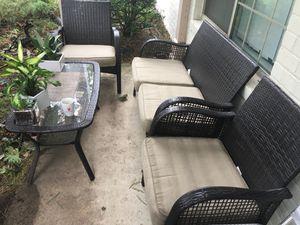 Patio set (used,grate condition) for Sale in Alexandria, VA