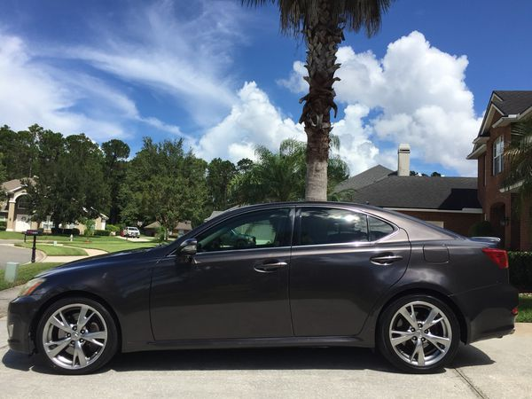2009 Lexus Is350 Taking Serious Offers Today For Sale In