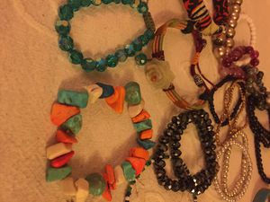 Ladies Bracelet Collection! for Sale in MONTGOMRY VLG, MD