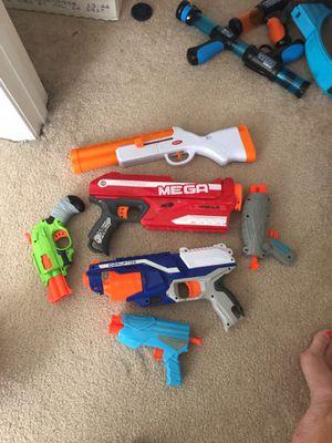 Nerf gun set for Sale in Gainesville, VA