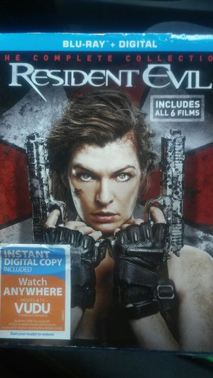 Resident evil complete collection for Sale in Dallas, TX