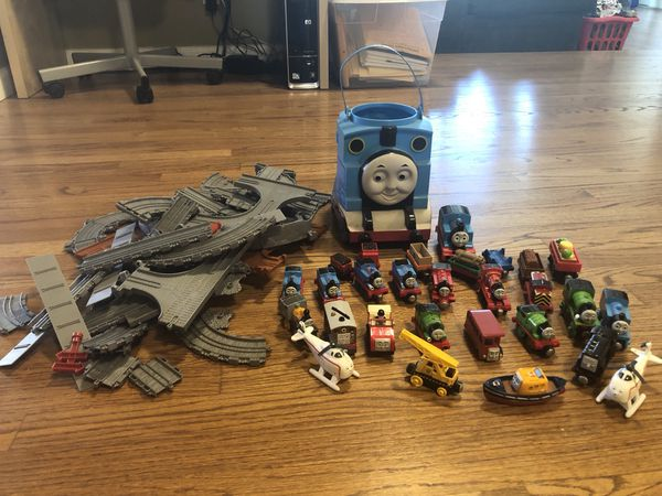 Thomas The Tank Engine Toys For Sale images