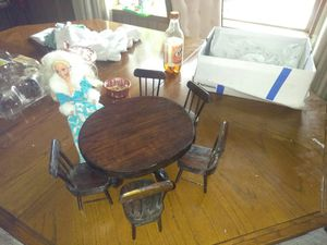 Antique Handmade Doll Furniture for Sale in Burleson, TX