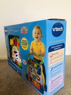 Vtech- Learning Baby Walker Thumbnail