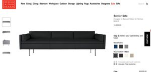 Bolster sofa for Sale in Vallejo, CA
