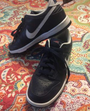 030fb247d954 Nike Patriots ID shoes size 6 for Sale in Wichita