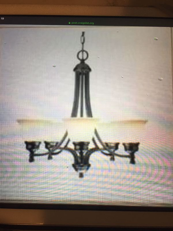 New and Used Chandelier for Sale in Gig Harbor, WA - OfferUp