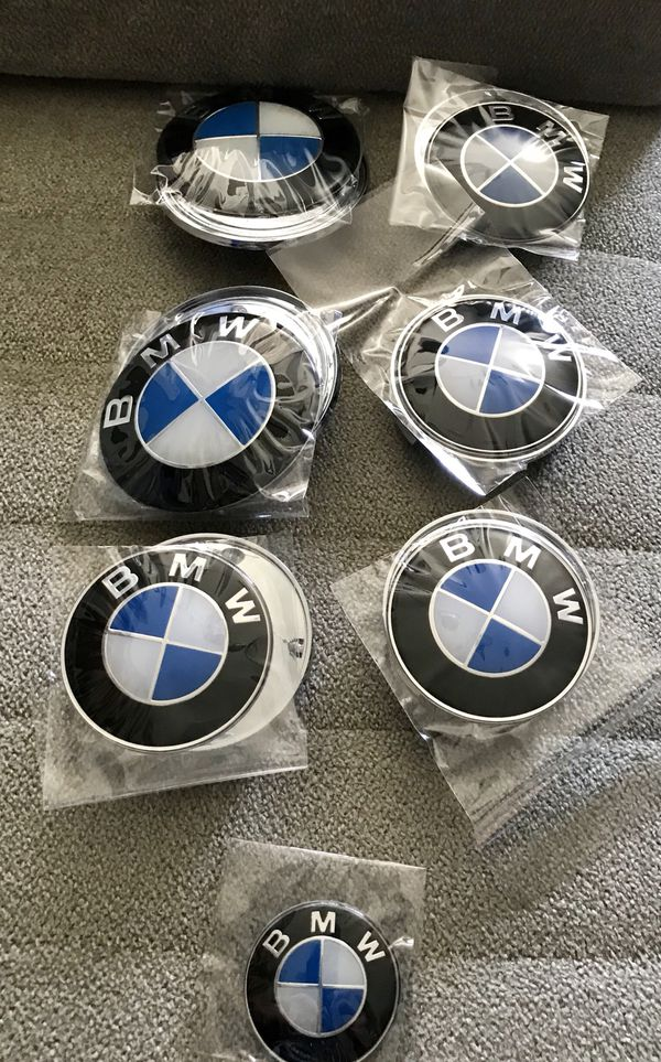 Bmw 7 Piece Emblems For Stock E30 Auto Parts In Upland Ca Offerup