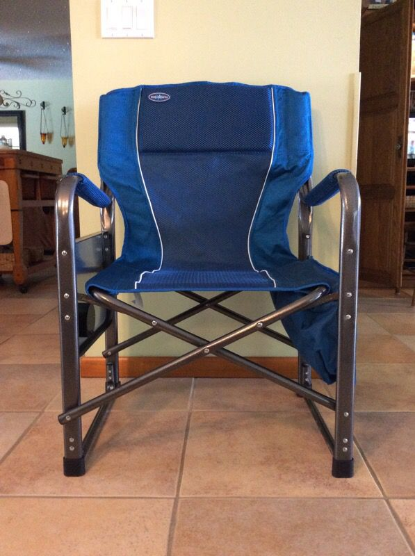 Due North Outdoor Director Chair For Sale In Wellington