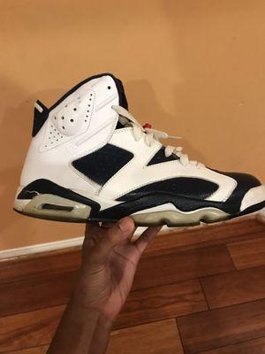 Air Jordan retro 6 Olympic size 11 for Sale in Fort Belvoir, VA