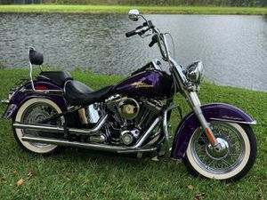 Photo 2008 HARLEY-DAVIDSON SOFTAIL DELUXE