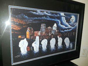 Artist print of Austin for Sale in Austin, TX