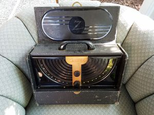 Vintage Zenith Radio for Sale in Milpitas, CA
