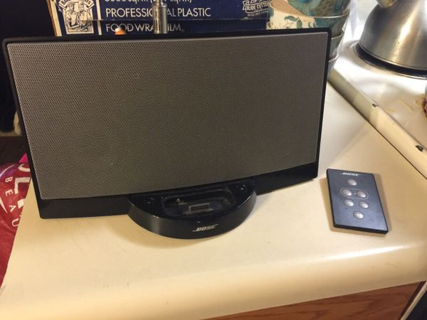 BOSE SOUND DOCK SERIES 1 / Digital Music System Speaker IPhone & Ipod sound  dock for Sale in San Francisco, CA - OfferUp