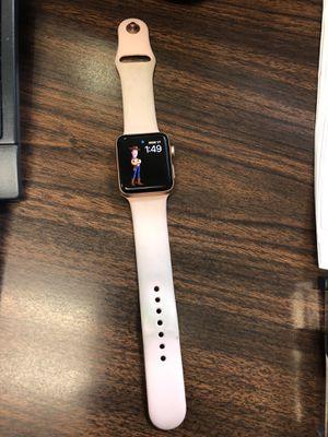 Apple Watch series 3 42 mm Pink - Water proof etc for Sale in Los Angeles, CA