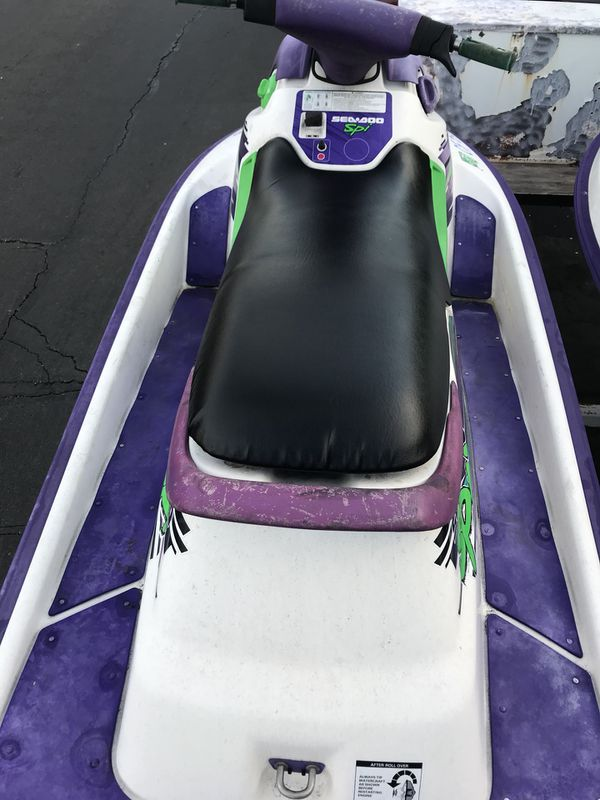 Seadoo SPI bombardier for Sale in San Diego, CA - OfferUp