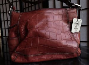 Maroon Genuine Leather Fossil Purse For In Las Vegas Nv