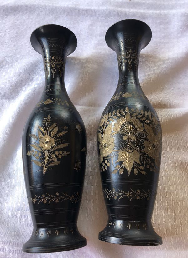 Antique Engraved African Vases For Sale In San Ramon Ca Offerup