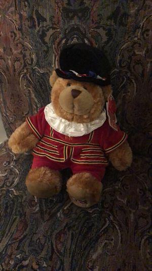 "U.K. Souvenir ""Beefeater"" Plush Bear for Sale in Fairfax, VA"