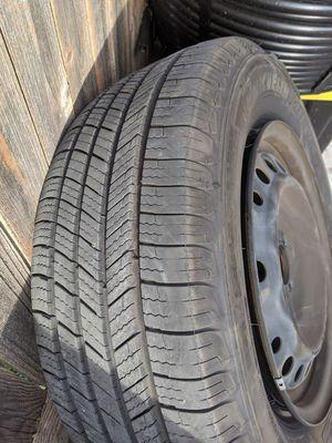 Photo Honda 16 rims & new tires